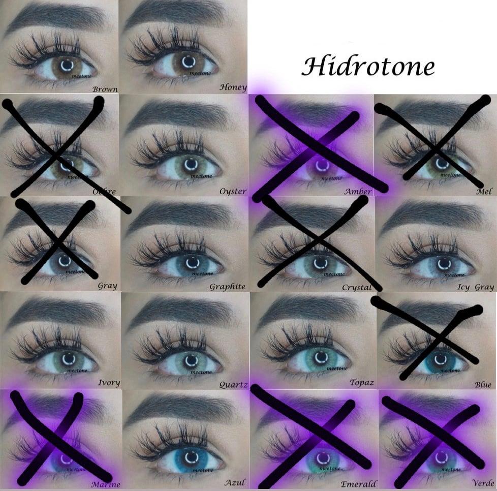 Non Prescription Colored Contacts >> Non Prescription Colored Contact Lenses
