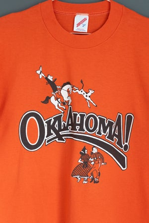 Image of Early 90's Oklahoma! State Tee