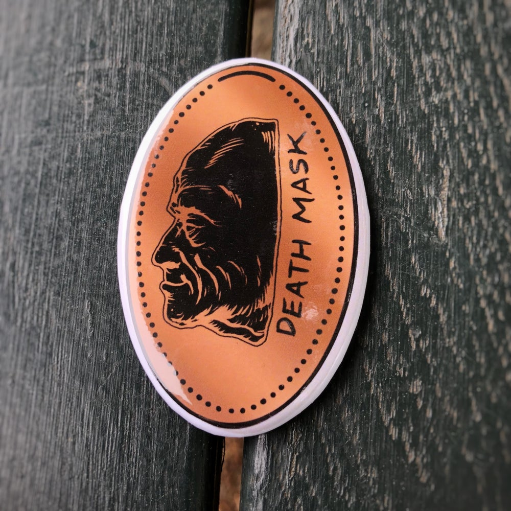 Image of Pressed penny button