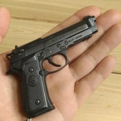 Image of BERETTA M92F Mini Gun Fully Functional (Non-Firing)