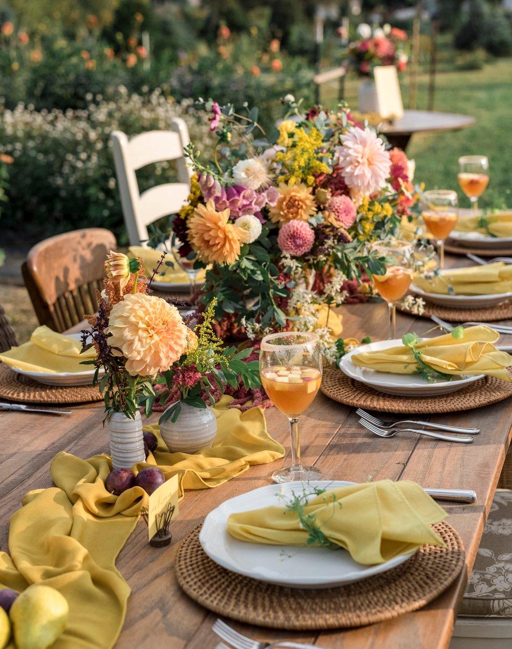 Image of Field to Vase Design & Dine