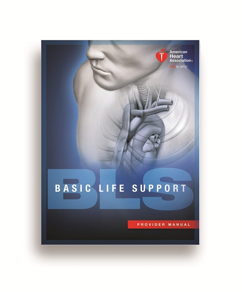 Image of BLS (Basic Life Support) Student Manual - English/Spanish