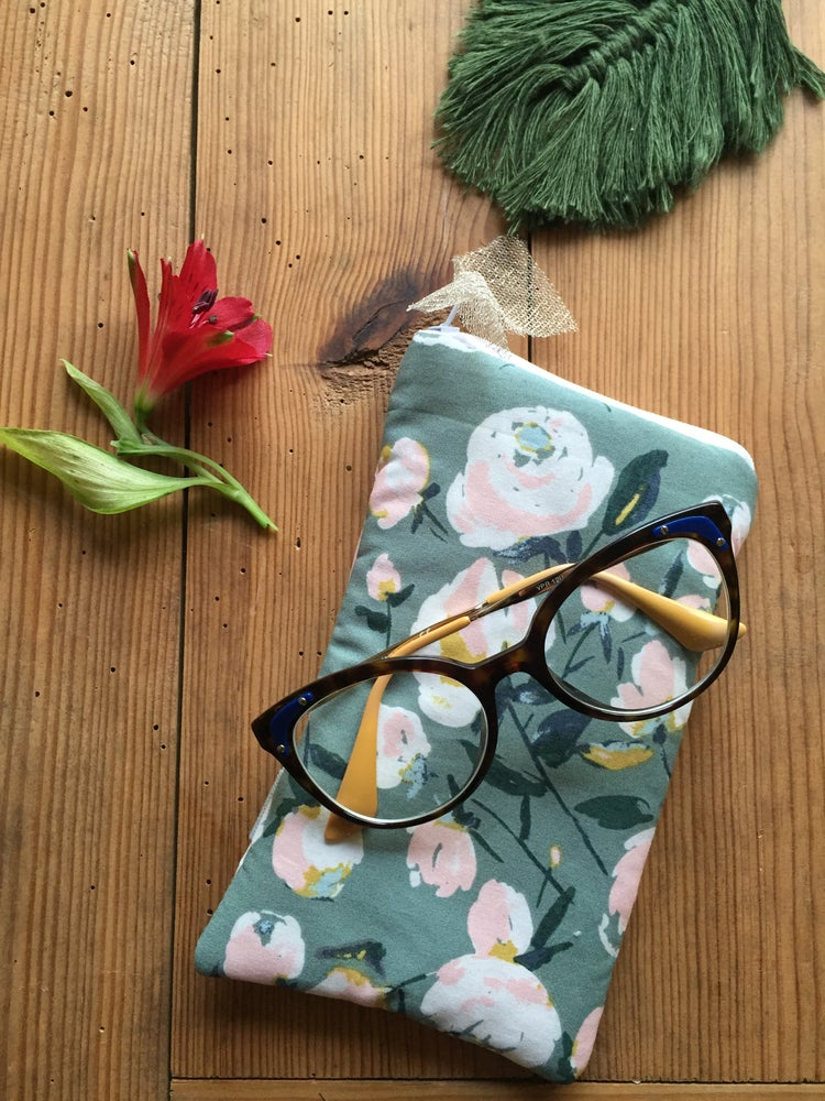 Image of Protège portable - lunettes Lucie