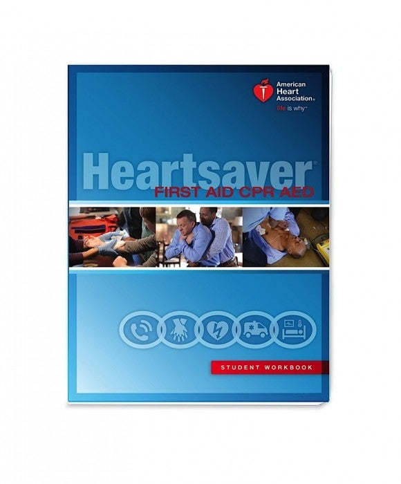 Image of Heartsaver CPR Student Manual - English/Spanish