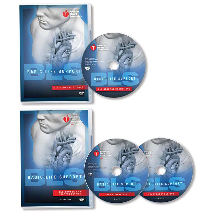 Image of BLS DVD Set