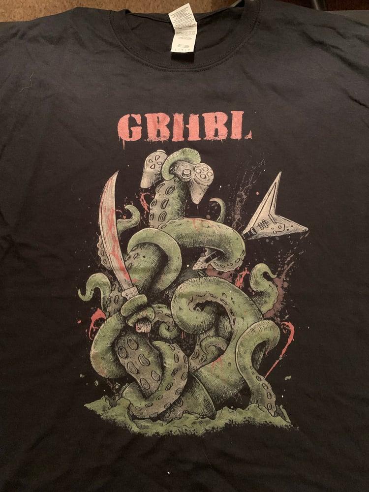 Image of GBHBL T-shirt (S/M/L/XL)