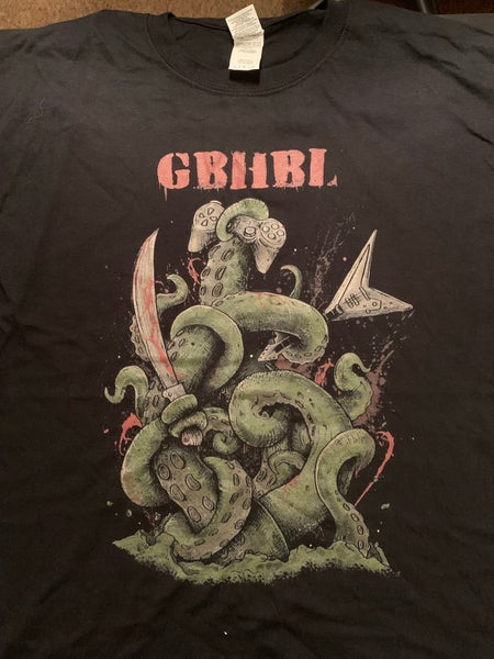 Image of GBHBL T-shirt (S/M/L/XL)