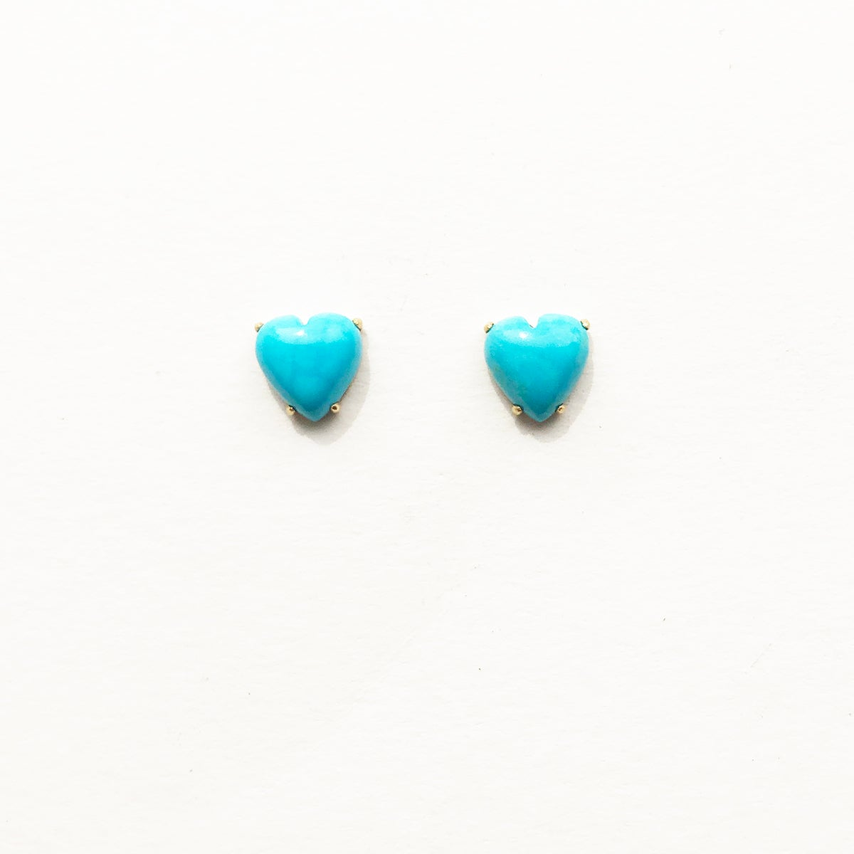 Image of Sleeping Beauty Turquoise Earring