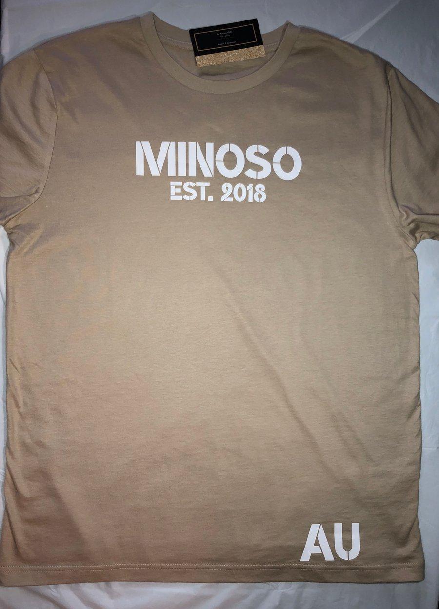Image of Tan Minoso Tee