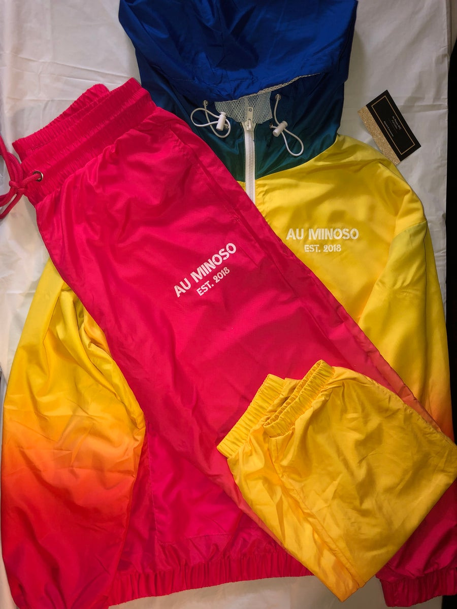 Image of Limited Edition Multi-Color 2 Piece Set