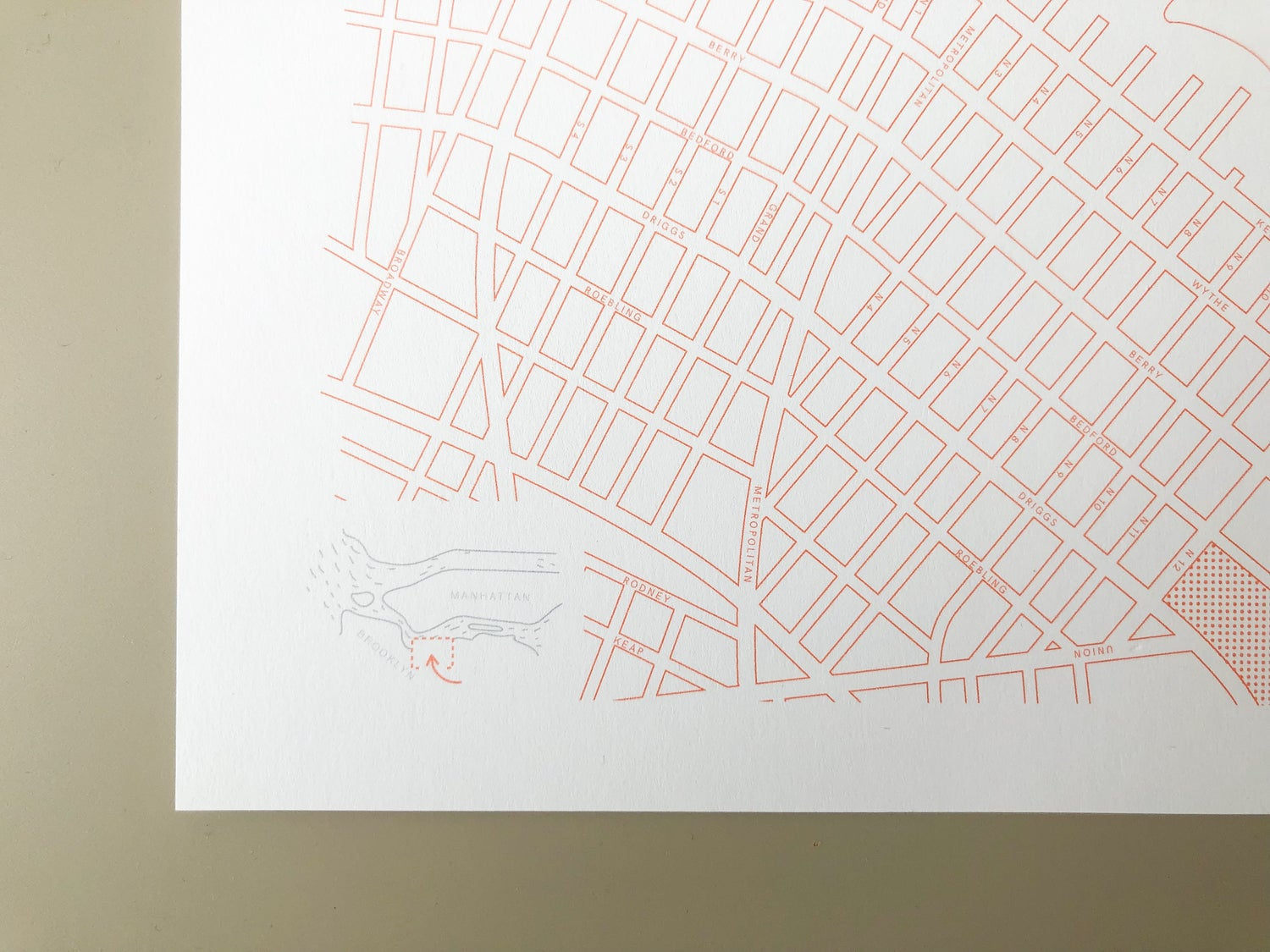 Image of My Map Williamsburg: 10 Blank Maps