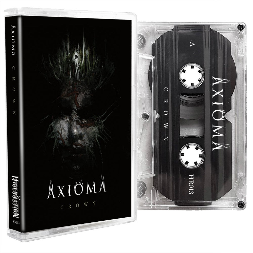 Image of Axioma - Crown Cassette