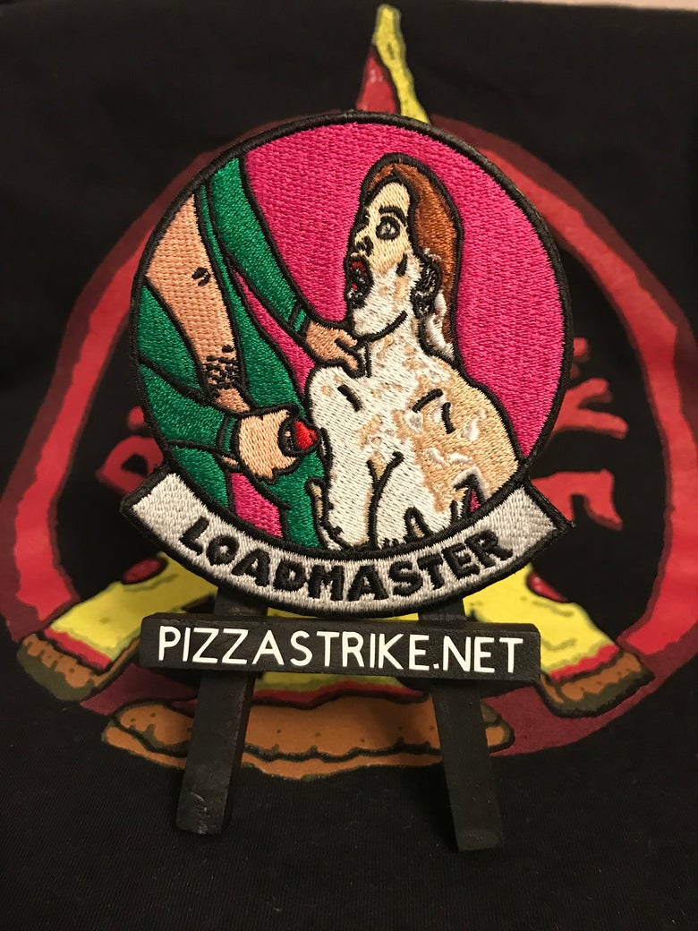 Image of Loadmaster Patch