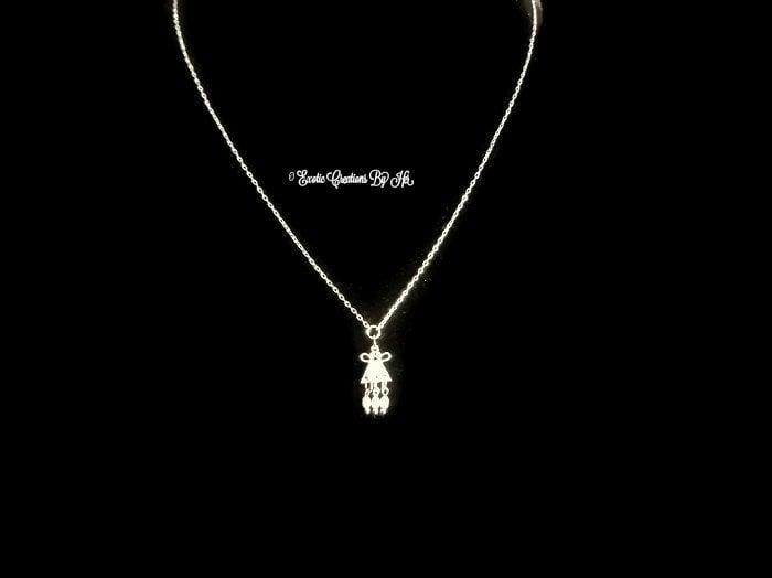 Image of Pearl Mini Phaj Necklace