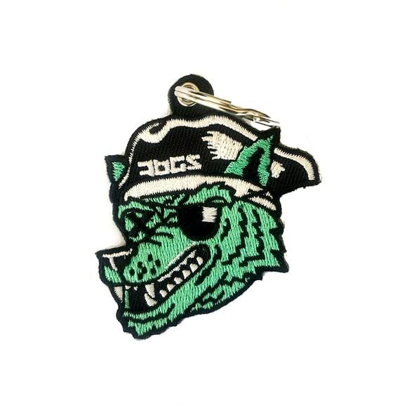 Image of Seawolf Keychain