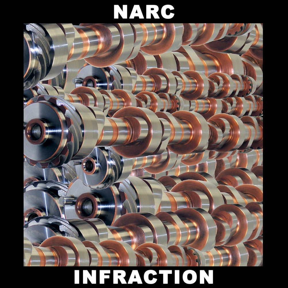 Image of Narc - Infraction 12""