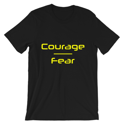 Image of Justice Culture C.O.F Tee (Black and Yellow)