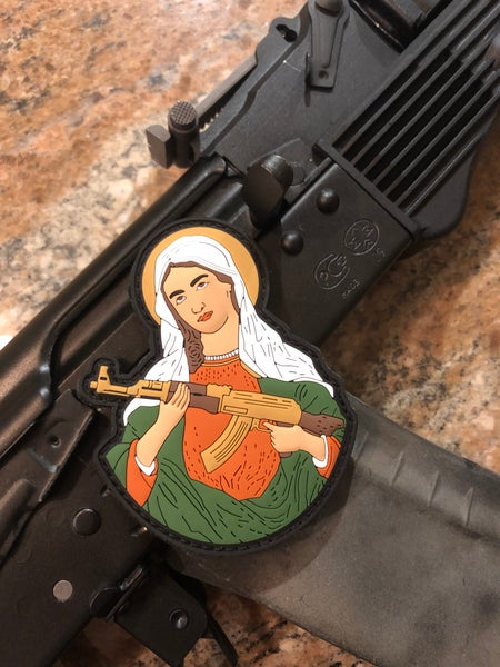 Image of Our Lady PVC Patch
