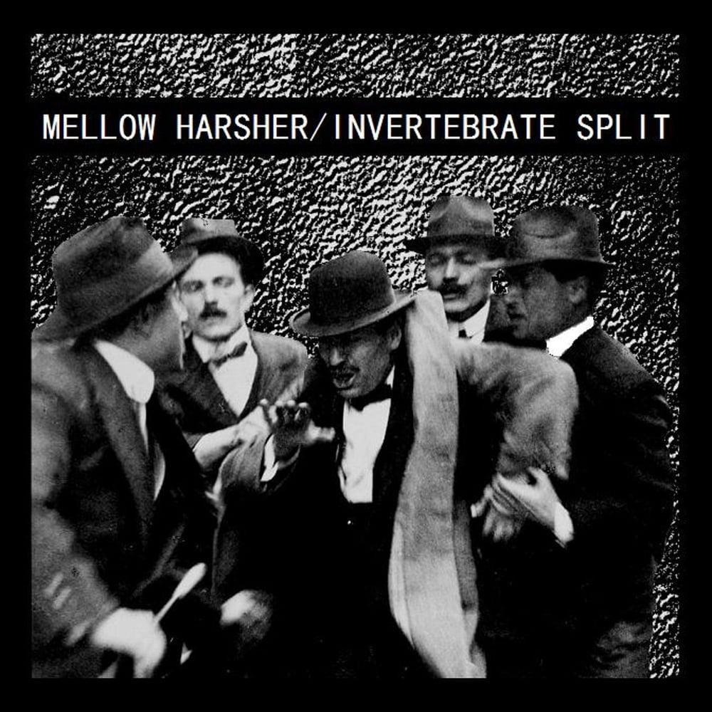 """Image of Mellow Harsher / Invertebrate - Split 7"""""""