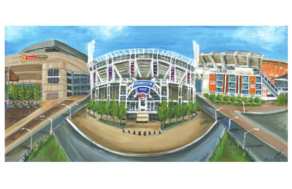 Image of 'Cleveland Stadiums'