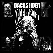 "Image of Backslider - Maladapted 7"""