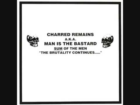 Image of Man Is The Bastard - Sum of The Men ... CD
