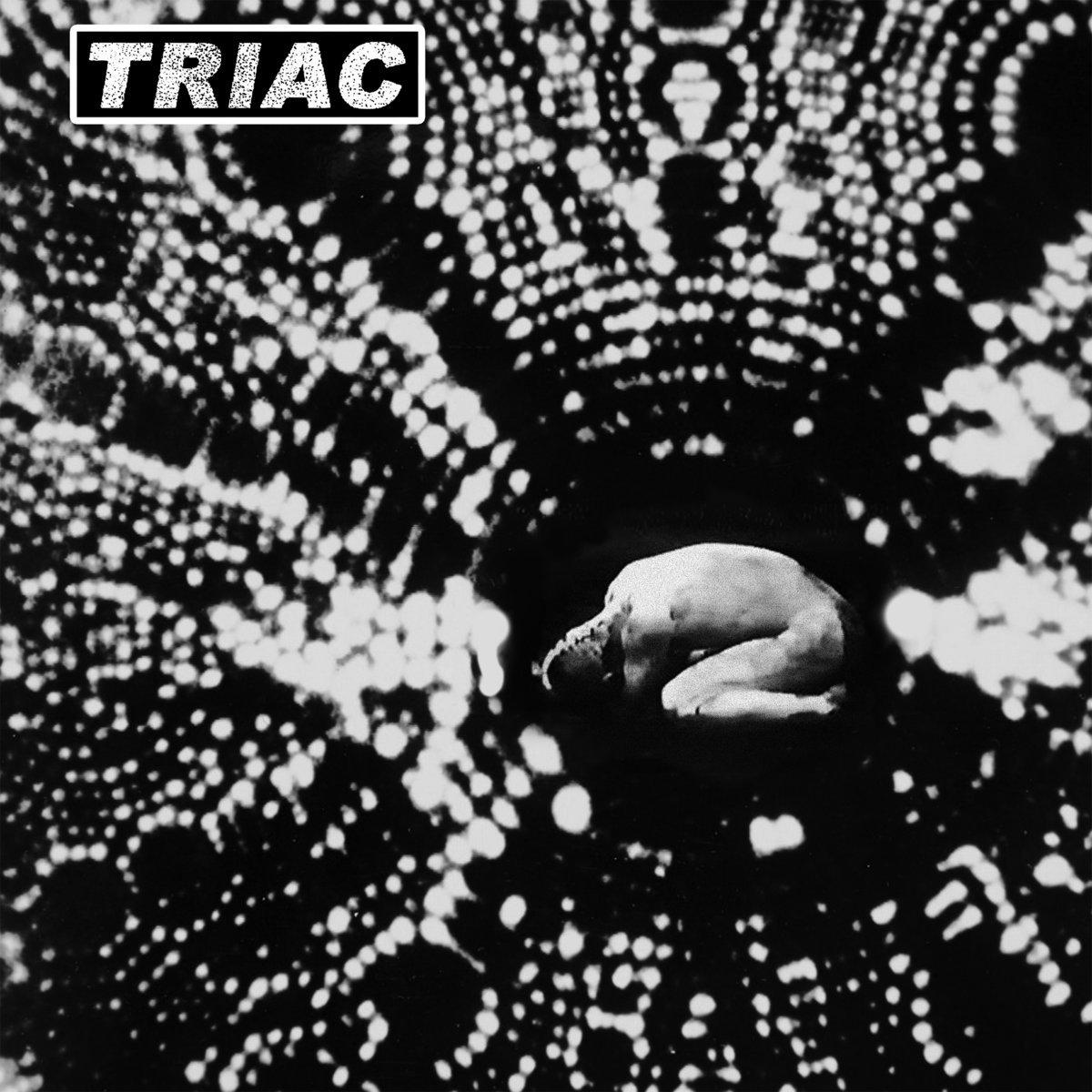 "Image of Triac / Sick/Tired - Split 12"""