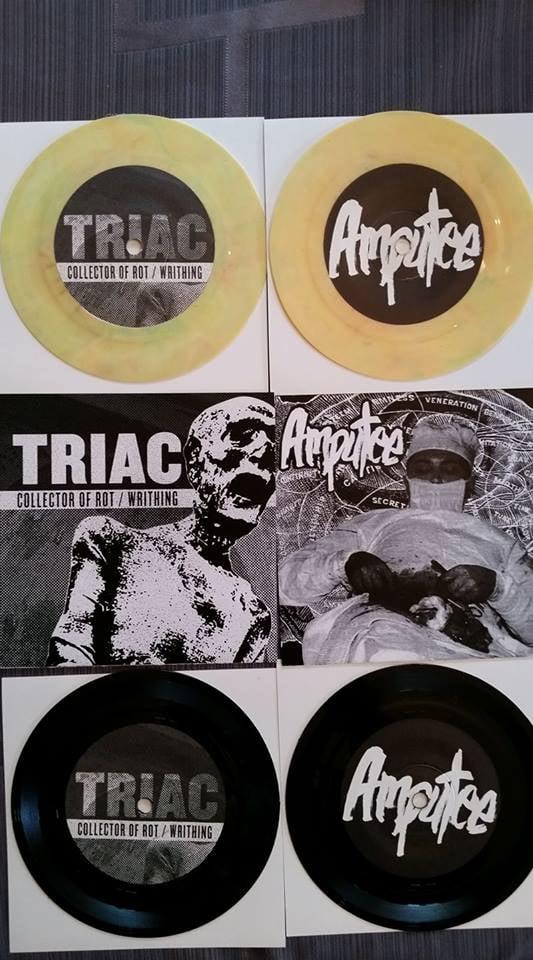 "Image of Triac / Amputee - Split 5"""