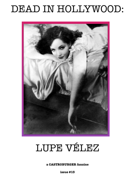 Image of Dead in Hollywood: Lupe Velez