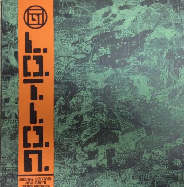"Image of L.O.T.I.O.N. - Digital Control And Man's Obsolescence 12"""