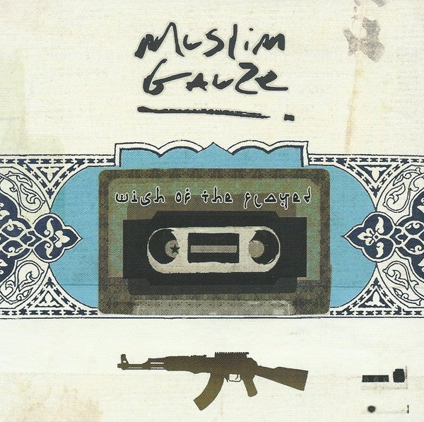 Image of Muslimgauze - Wish of The Flayed CD