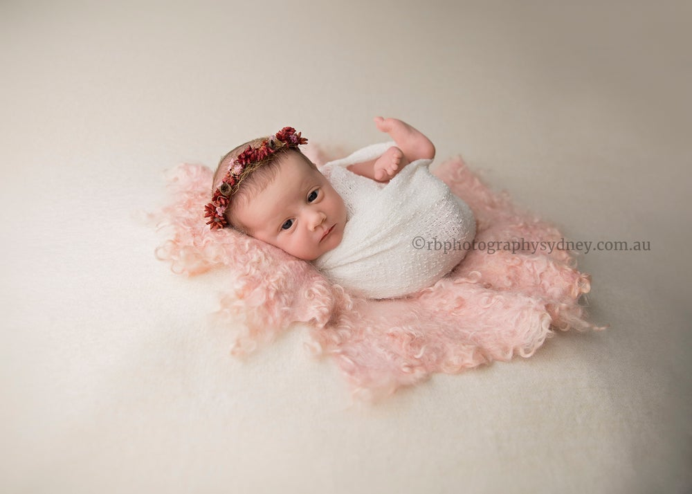 Image of Newborn Session Fee (Midweek)
