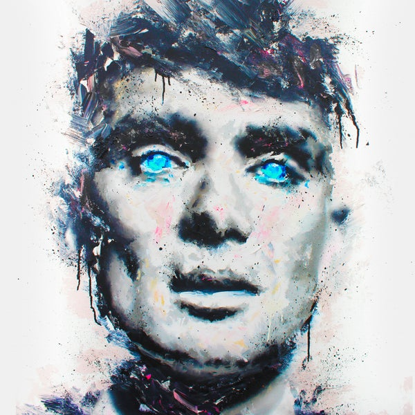Image of Tommy Shelby llll Print