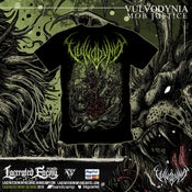 Image of VULVODYNIA - Reclaim The Crown - Tshirt