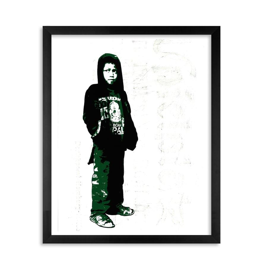 Image of Hoody (green)