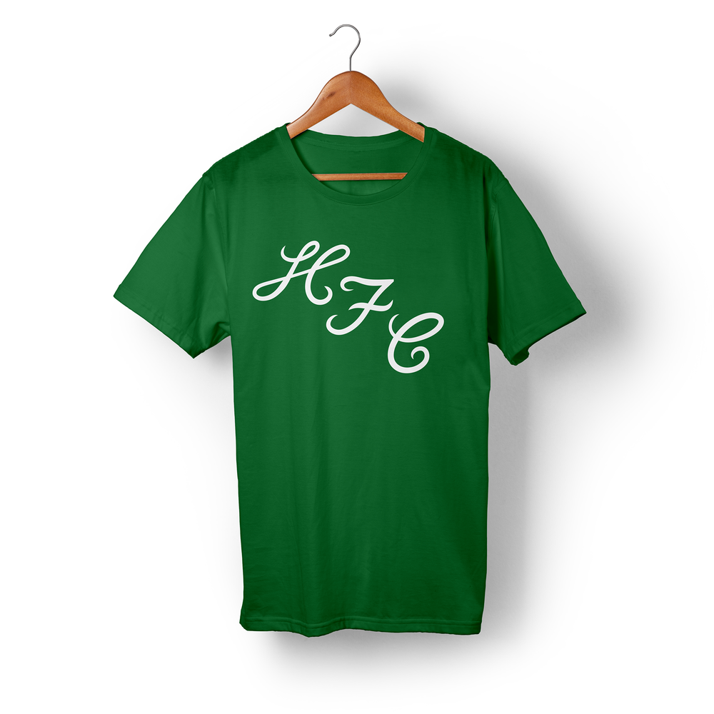 Image of HFC 1972 T-Shirt – Kelly Green