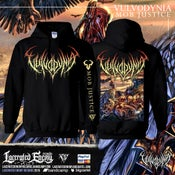 Image of VULVODYNIA - Mob Justice - Pullover Hoodie