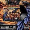 VULVODYNIA - Mob Justice - Black Vinyl LP
