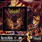 Image of VULVODYNIA - Anthropophagus LTD Digipack EP