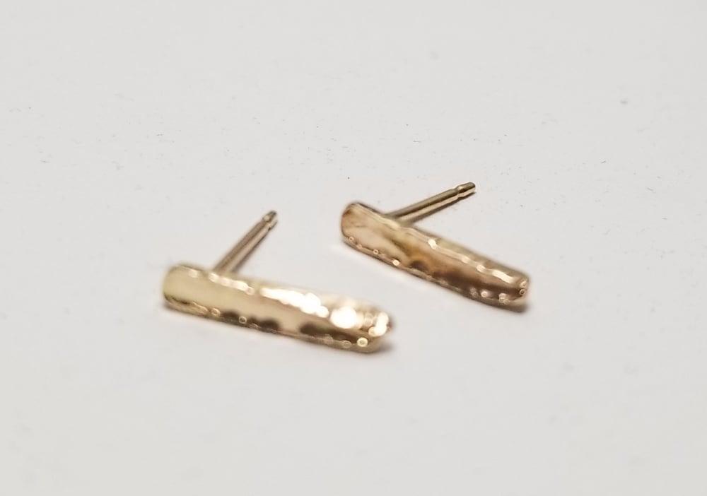 Image of tiny spike studs