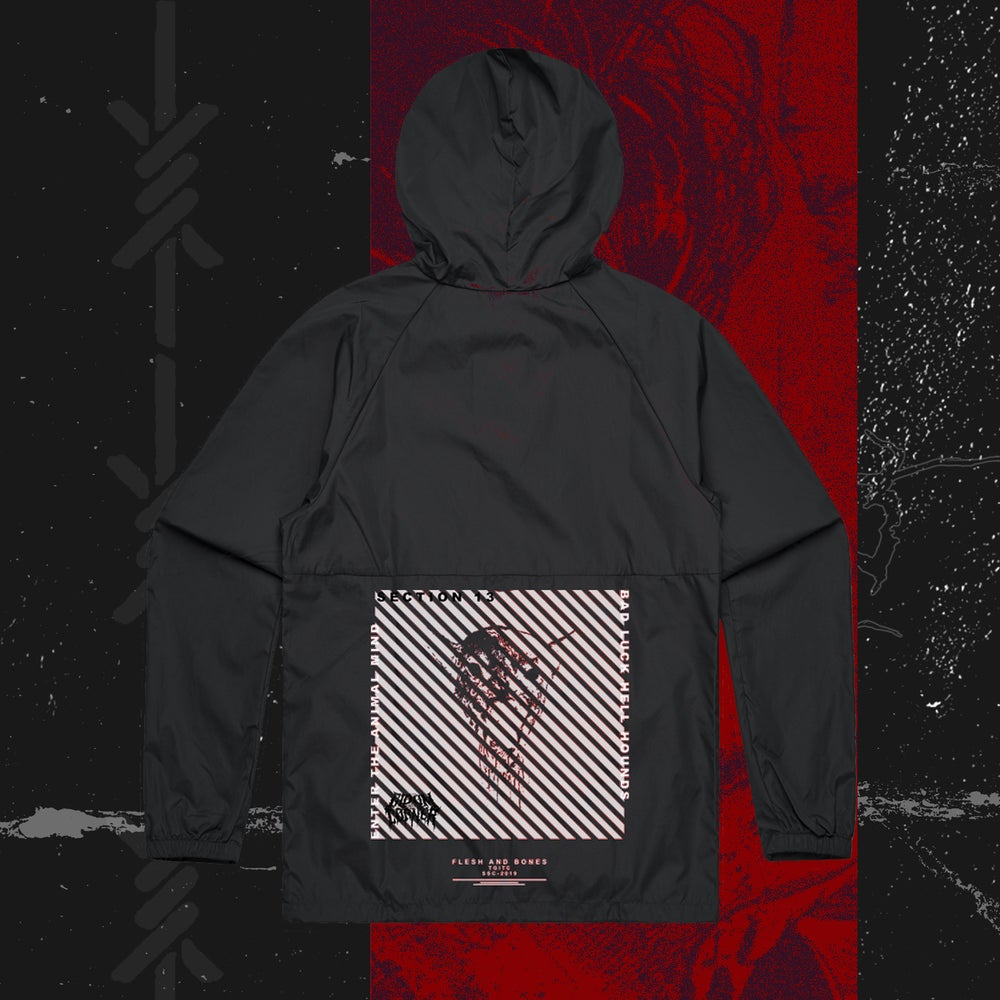 Image of Hell Hounds Windbreaker *PRE-ORDER*