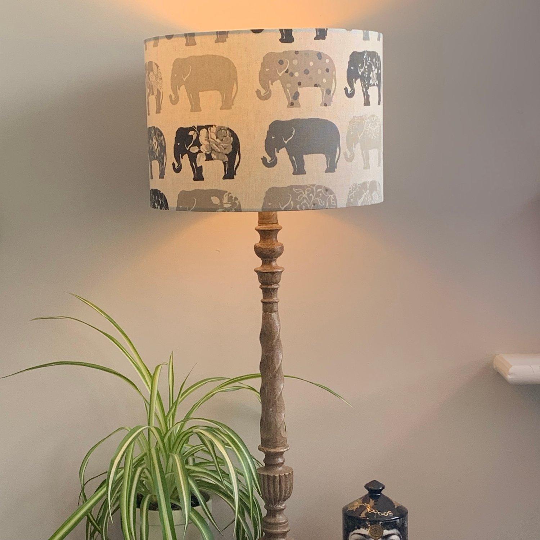 Image of Elephants Natural Shade