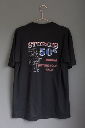 Image of 1990 Sturgis 50th Anniversary Shirt