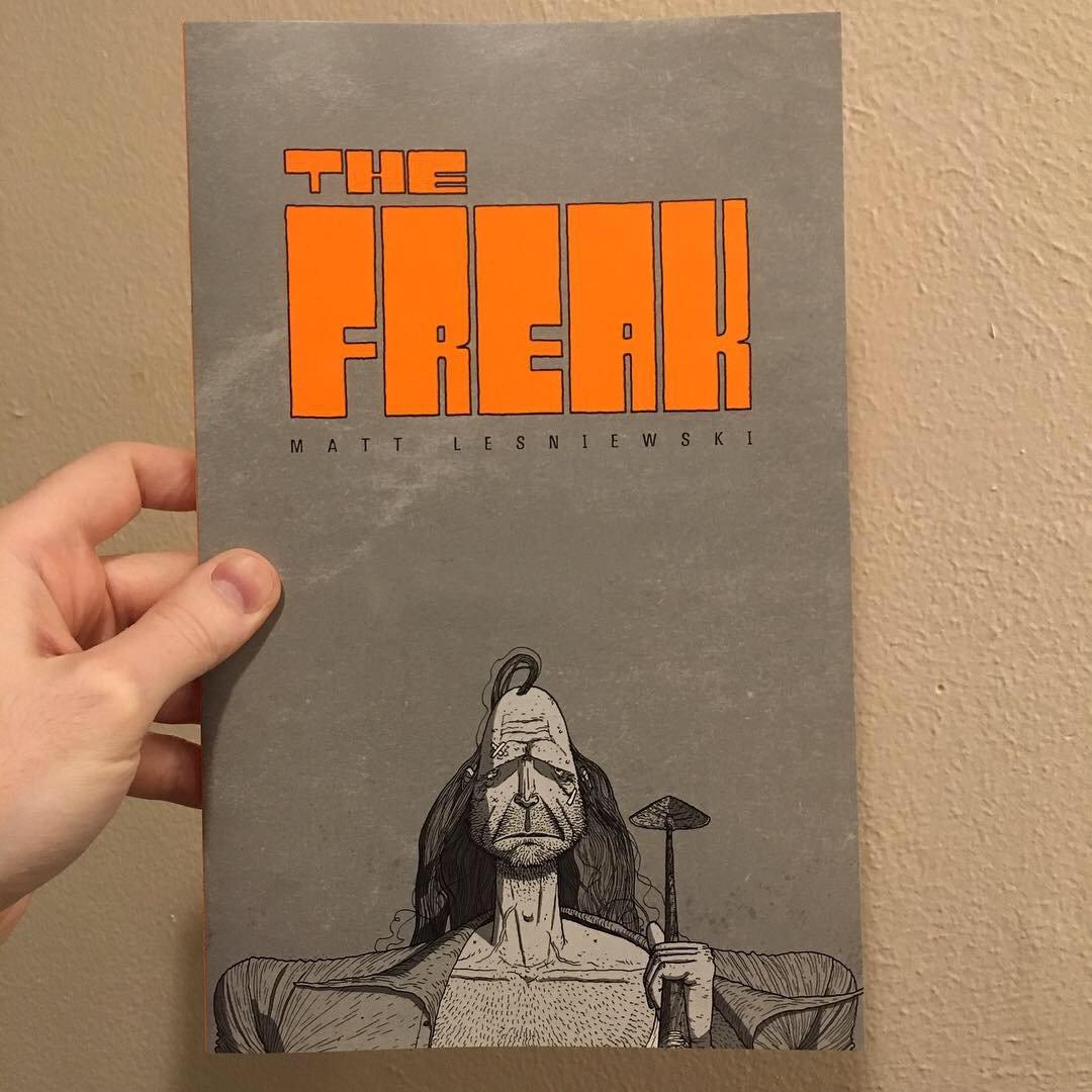 The Freak by Matt Lesniewski AdHouse