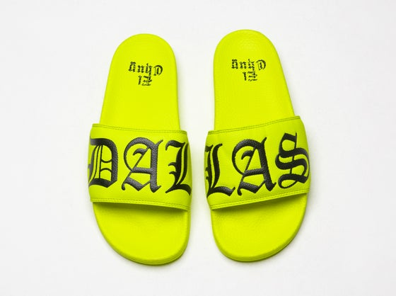 Image of DALLAS NEON SLIDES
