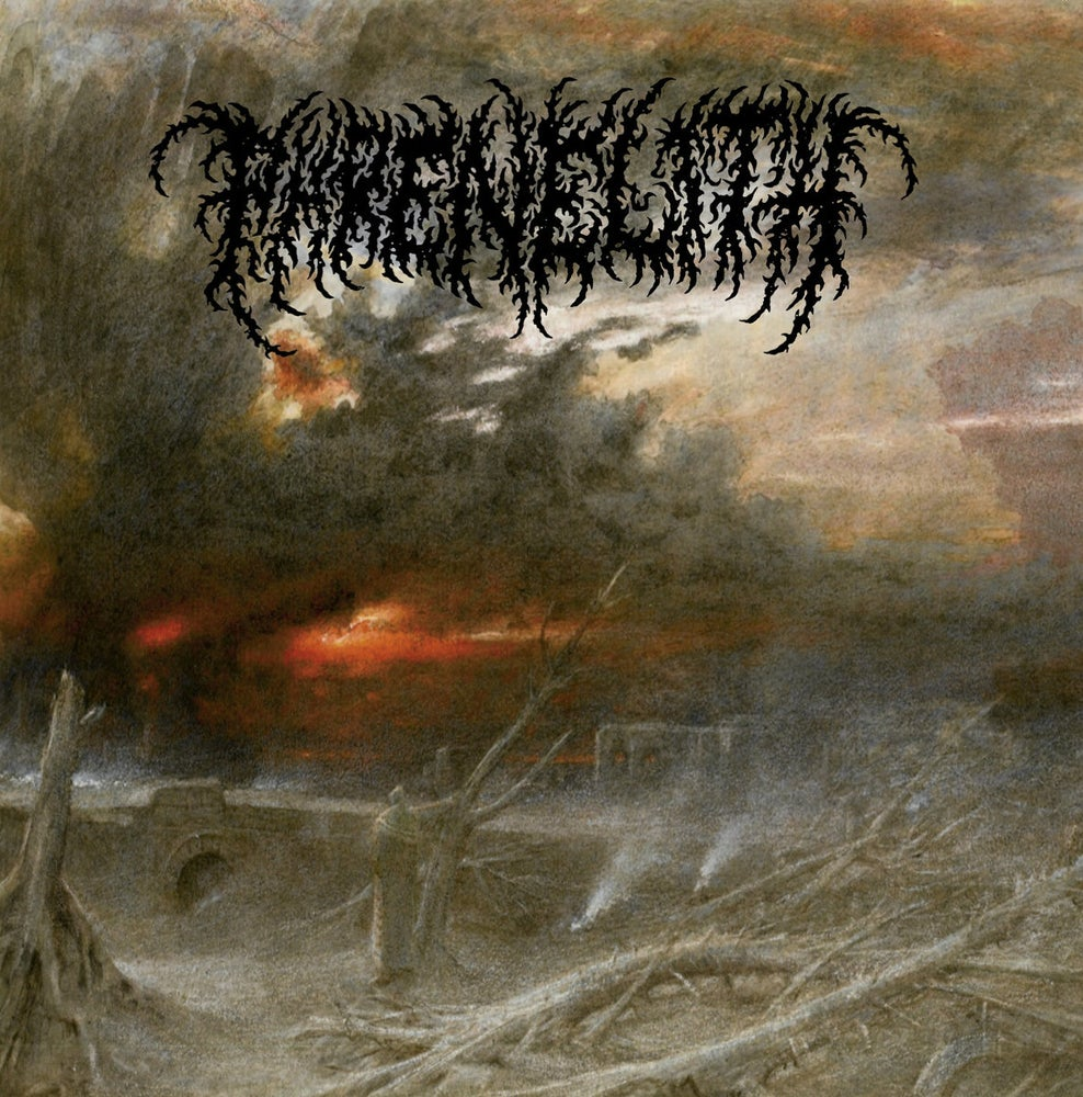 Image of Phrenelith - Desolate Endscape CD
