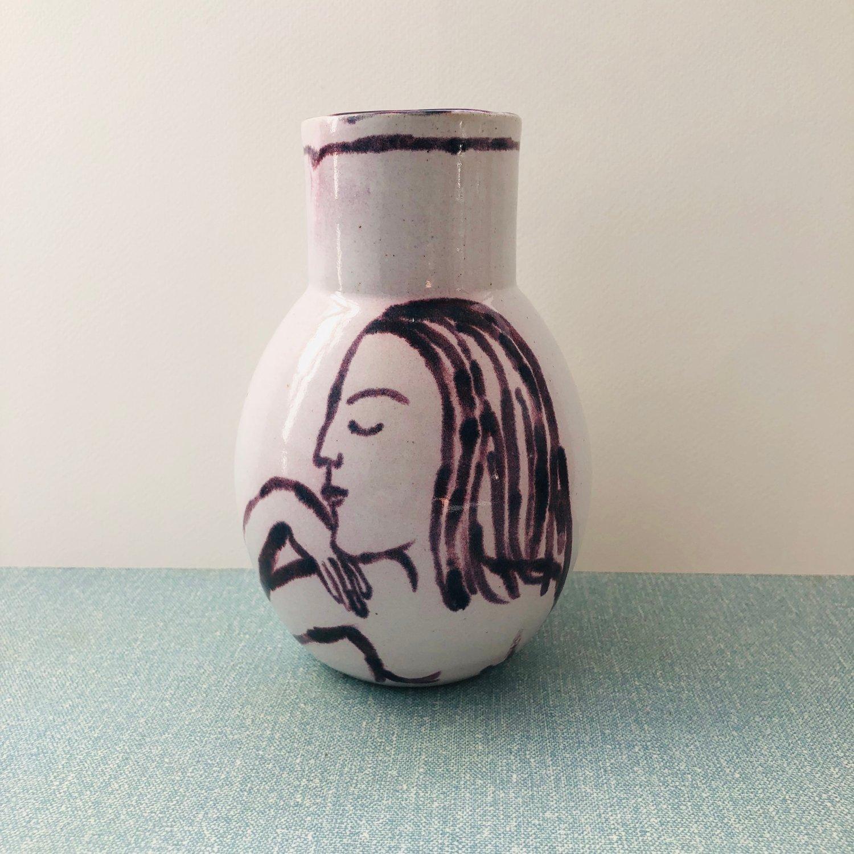 Image of Self Portrait Vase