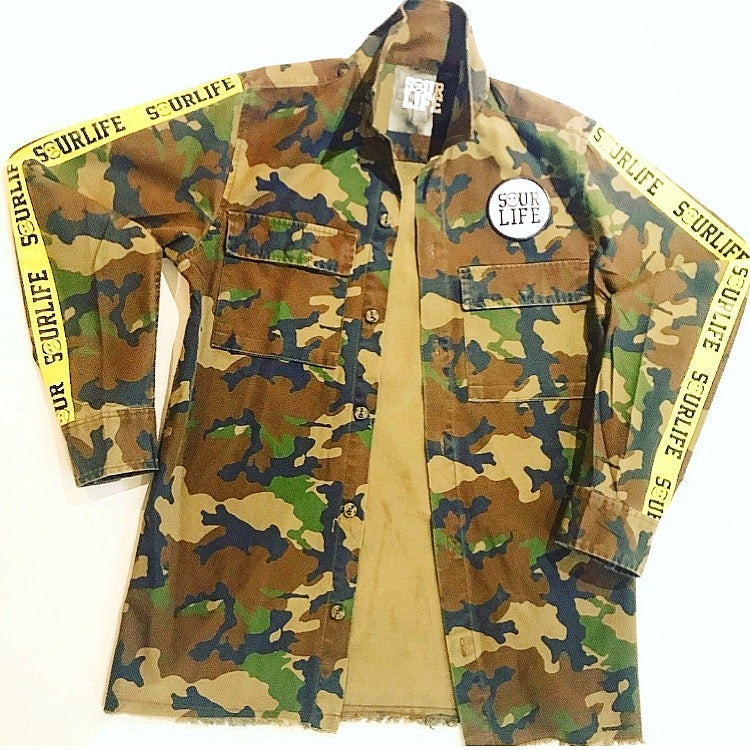 Image of Sour Soldier Jacket