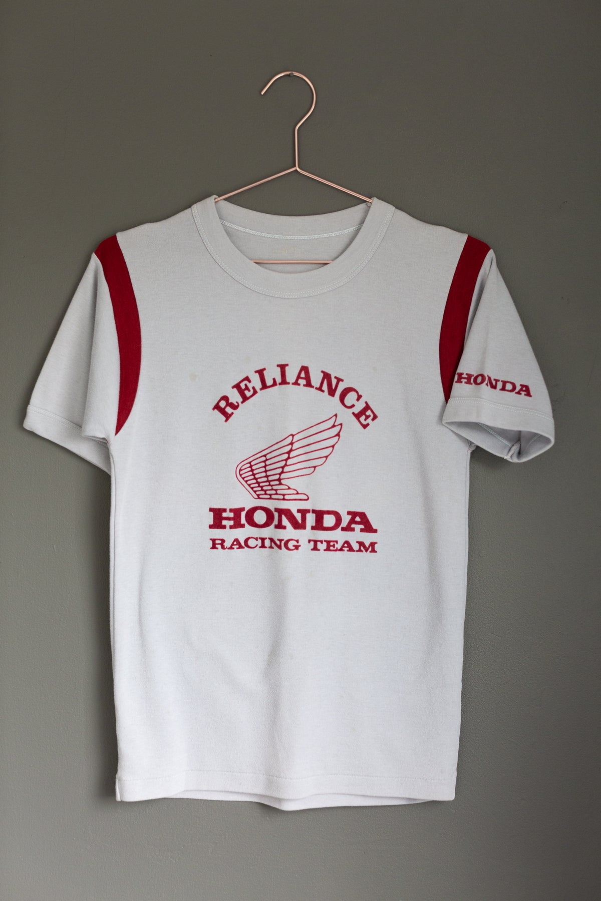 Image of Vintage Honda Racing Team Shirt