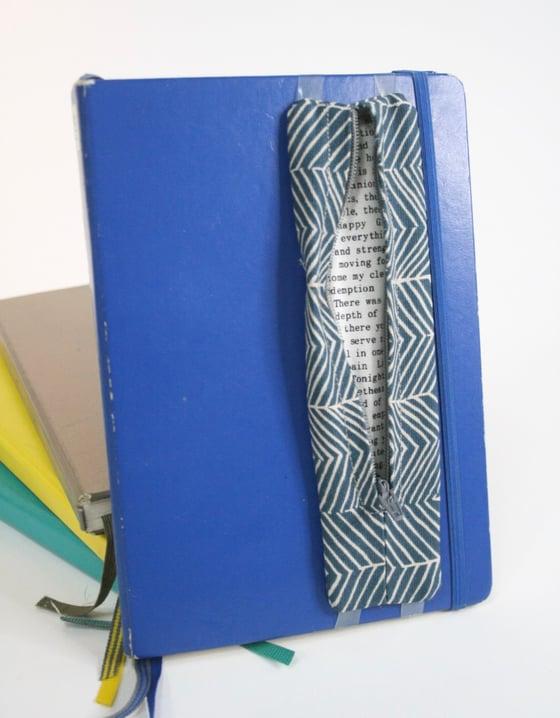 Image of Zippy Pen Pouches | Woven Cotton